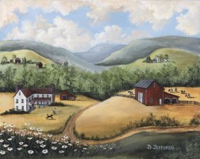 Barbara Jeffords. The Hills Of Home