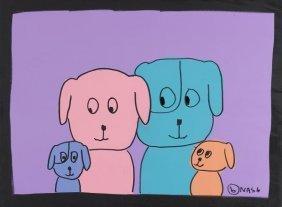 Brian Nash. Family Portrait