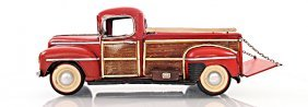 1942 Fords Pickup 1:12