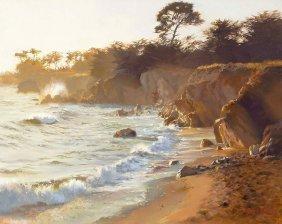 June Carey - Sundown At Sea Ranch