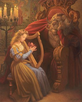 Scott Gustafson - Beauty And The Beast