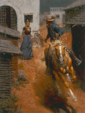 Andy Thomas - Mustang Gray And The Belle Of Monterey