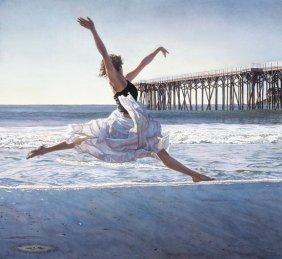 Steve Hanks - To Dance Before The Sea & Sky