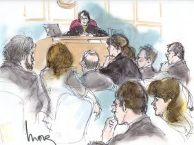 Mona Shafer Edwards - Ruling From The Bench
