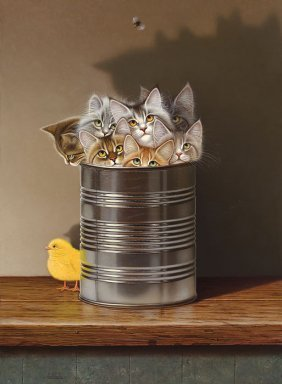 Braldt Bralds - Cats In A Can