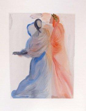 Dali, Salvador - Divine Comedy Woodcut