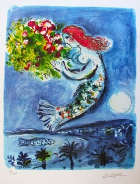 Chagall, Marc - Giclee Small