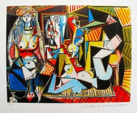 Picasso - Small Giclee