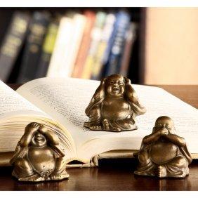 Three Wise Buddhas