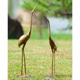 Crane Pair