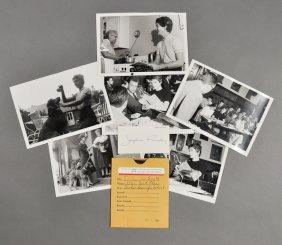 1954-Jackie Kennedy At Georgetown