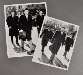 1956-Mar, J.F.K., So. Boston Parade