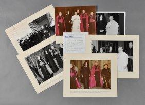 1962-Mar 11, Jackie In Rome