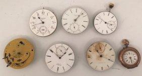 (7) Pocket Watch Movements