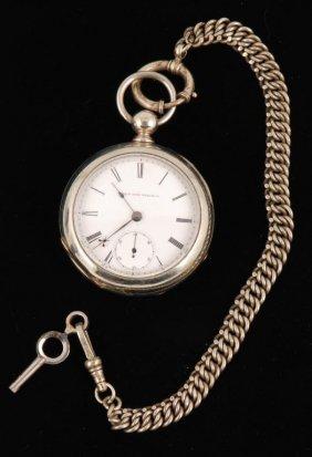 Elgin National Watch Co. Key-wind Pocket Watch