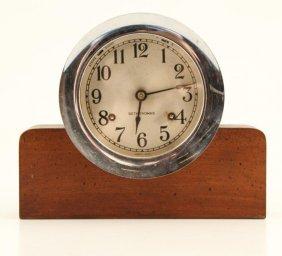 Seth Thomas Corsair Ships Bell Clock