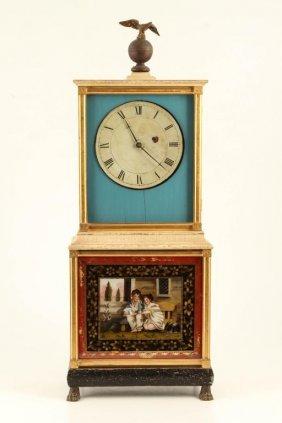 (18th / 19th C) Federal Period Bride's Clock