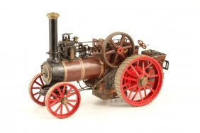 Case Steam Scale Model General Purpose Tractor