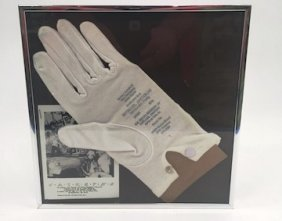 "Michael Jackson ""thriller Party"" Glove Invitation"