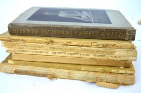 7 - 1 Book & 6 Chinese Catalogues, 1917-1930