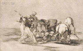 Francisco Jos� De Goya Y Lucientes (Spanish, 1746-1