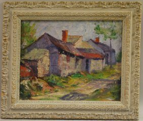 Attributed To Elmira Kempton (American, 1892-1971)
