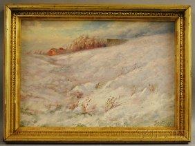 Gamaliel Waldo Beaman (American, 1852-1937) Winter