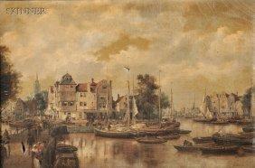 Johann Christoph Frisch (Dutch, 1738-1815) Dutch C
