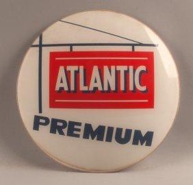 Atlantic Gasoline Premium Globe Lens