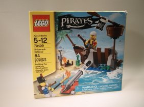 Lego Brand Pirates Set In Box New