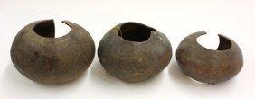 Copper Anklets, Mbole, D. R. Congo,
