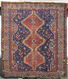 Khamseh Confederation Rug Carpet