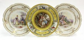 Sevres Cabinet Plates