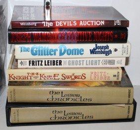 Autographed Science Fiction Books