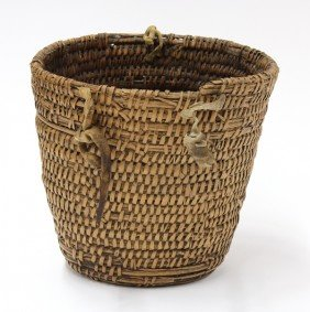 Cowlitz Gathering Basket
