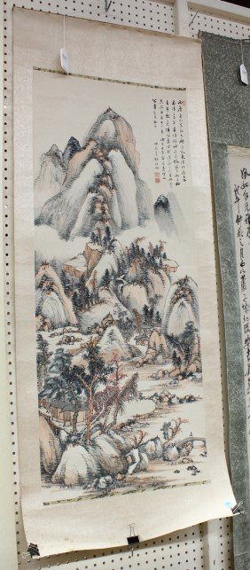 Chinese Painting, Landscape