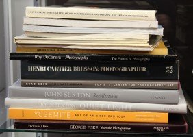 Various Coffee-table Books