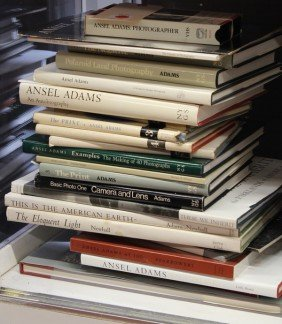 Ansel Adams: Books Contemporary Photography