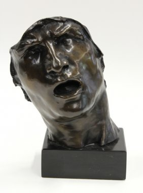 Bronze, After Of Auguste Rodin