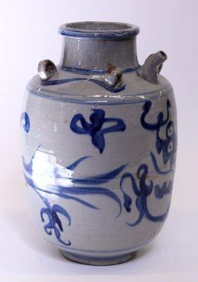 Korean Stoneware Jug
