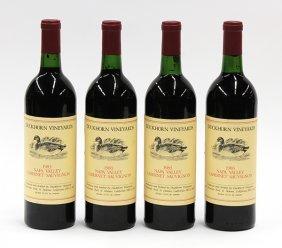 California Napa Valley Cabernet Sauvignon Wine