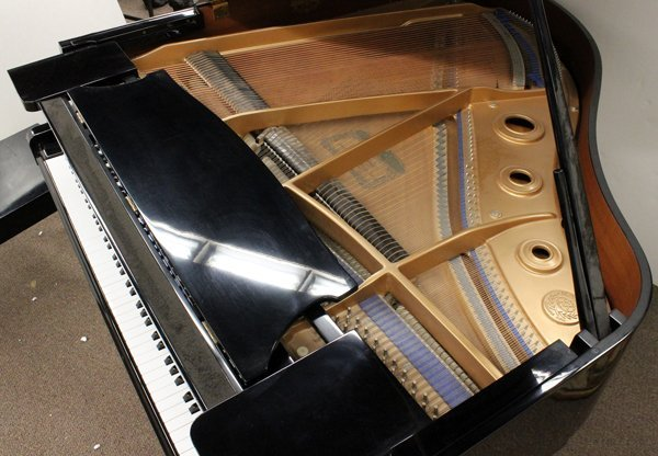 how to find kawai piano model number