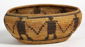 Chemehuevi Friendship Basket