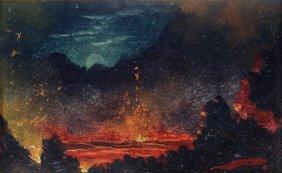 Painting, Jules Tavernier