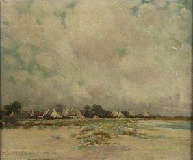 Painting, John Aloysius Stanton
