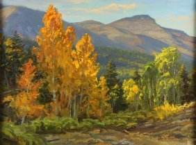 Painting, Charles Muench