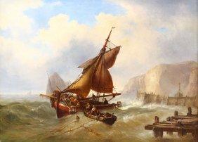 Painting, Mauritz Hendrick De Haas