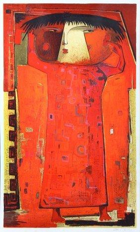 Print, Angel Botello
