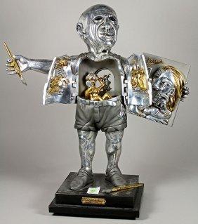 Metal Sculpture, Frank Meisler
