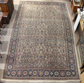 Antique Bibikabad Northwest Persian Carpet
